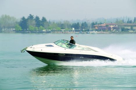 snelle motorboot 1
